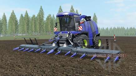 Krone BiG X 1100 governor bay для Farming Simulator 2017