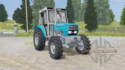 Rakovica 76 Super DV spanish sky blue для Farming Simulator 2015