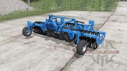 Bonnel Unidisk для Farming Simulator 2017