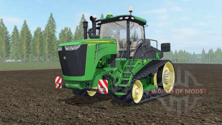 John Deere 9460RT-9560RT для Farming Simulator 2017