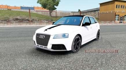 Audi RS 3 Sportback (8PA) 2011 для Euro Truck Simulator 2