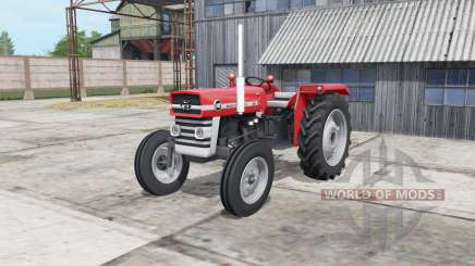 Massey Ferguson 148 & 253 для Farming Simulator 2017