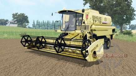 New Holland TF78 sapling для Farming Simulator 2015