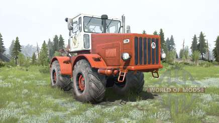 Кировец К-700 для MudRunner