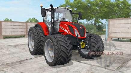 New Holland T5.120 Fiᶏt Centenario для Farming Simulator 2017
