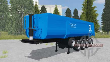 Тонар-95234-0000010 для Farming Simulator 2015