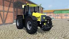 JCB Fastrac 2150 lemon yellow для Farming Simulator 2013