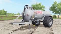Fliegl VFW 10600 iron для Farming Simulator 2017