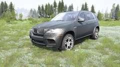 BMW X5 M (E70) 2013 для MudRunner