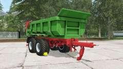 Hilken HI 2250 SMK pantone green для Farming Simulator 2015