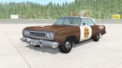 Gavril Bluebuck Storybrooke Sheriffs Department для BeamNG Drive