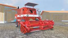 Bizon Super Z056-7 для Farming Simulator 2013