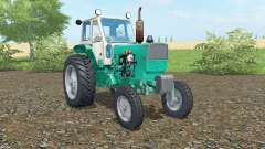ЮМЗ-6КЛ карибский зелёный окрас для Farming Simulator 2017