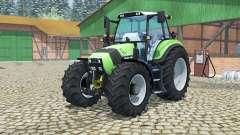 Deutz-Fahr Agrotron TTV 430 MoreRealistic для Farming Simulator 2013