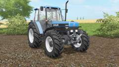 New Holland 8340 choice power для Farming Simulator 2017
