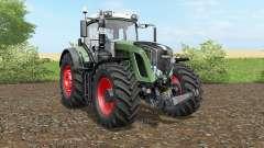 Fendt 936 Vario fruit salad для Farming Simulator 2017