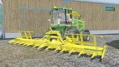 John Deere 7950i manual ignition для Farming Simulator 2013