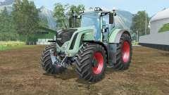 Fendt 939 Vario eton bluᶒ для Farming Simulator 2015
