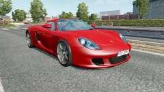 Sport Cars Traffic Pack v3.7 для Euro Truck Simulator 2