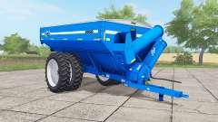 Kinze 1050 double wheels для Farming Simulator 2017