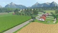 Lindenau v2.1 для Farming Simulator 2015