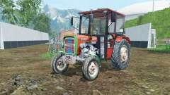Ursus C-330 orange soda для Farming Simulator 2015