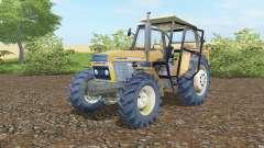 Ursus 1614 pale gold для Farming Simulator 2017