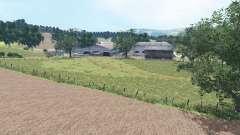The Old Stream Farm v2.0.2 для Farming Simulator 2015