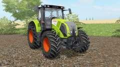 Claas Axion 820 las palmas для Farming Simulator 2017