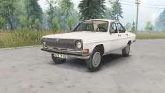 ГАЗ-24 Волӷа для Spin Tires