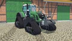Fendt 933 Vario track systems для Farming Simulator 2013