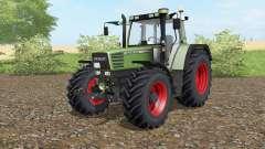 Fendt Favorit 515C Turbomatik для Farming Simulator 2017