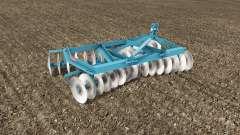 Ransomes HR 31-86 & TS 90 для Farming Simulator 2017