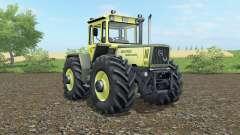 Mercedes-Benz Trac 1300-1800 для Farming Simulator 2017