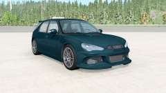 Hirochi Sunburst wagon v1.1 для BeamNG Drive
