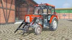 Ursus C-360 orioles orange для Farming Simulator 2013