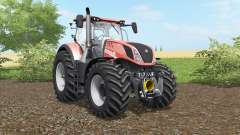 New Holland T7.290 & T7.315 для Farming Simulator 2017
