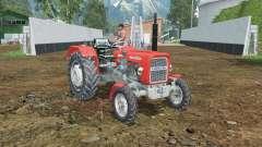 Ursus C-330 carmine pink для Farming Simulator 2015