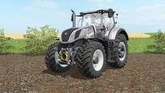 New Holland T7.290&310 Heavy Duty для Farming Simulator 2017