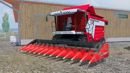 Massey Ferguson 7278 Cerea для Farming Simulator 2013