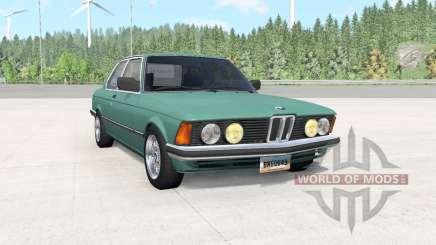 BMW 320 coupe (E21) для BeamNG Drive