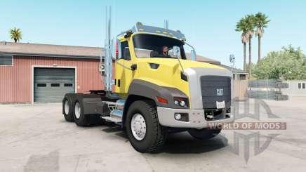Caterpillar CT660 tractor 2011 для American Truck Simulator