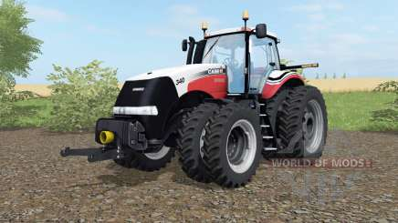 Case IH Magnum 340 CVT 25th Anniversary для Farming Simulator 2017