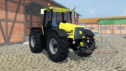JCB Fastrac 2150 lemon yellow для Farming Simulator 2013