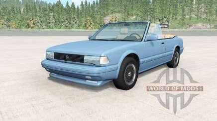 ETK I-Series cabrio v1.3 для BeamNG Drive