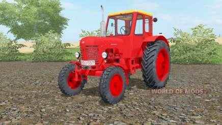 МТЗ-50 Беларусь открываются двери для Farming Simulator 2017