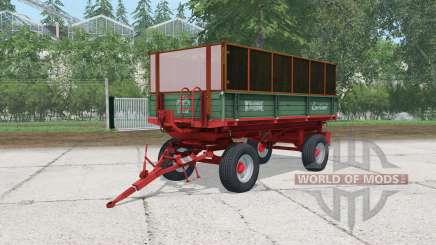 Krone Emsland killarney для Farming Simulator 2015
