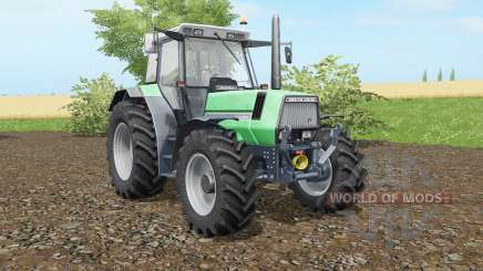 Deutz-Fahr AgroStar 6.61 choice power для Farming Simulator 2017
