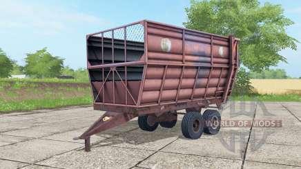 ПИӍ-ф-20 для Farming Simulator 2017