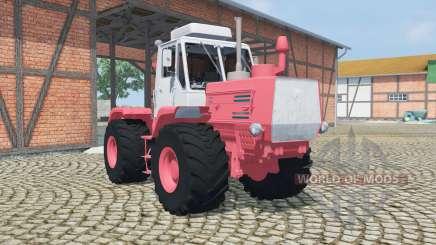 Т-150К светло-красный окрас для Farming Simulator 2013